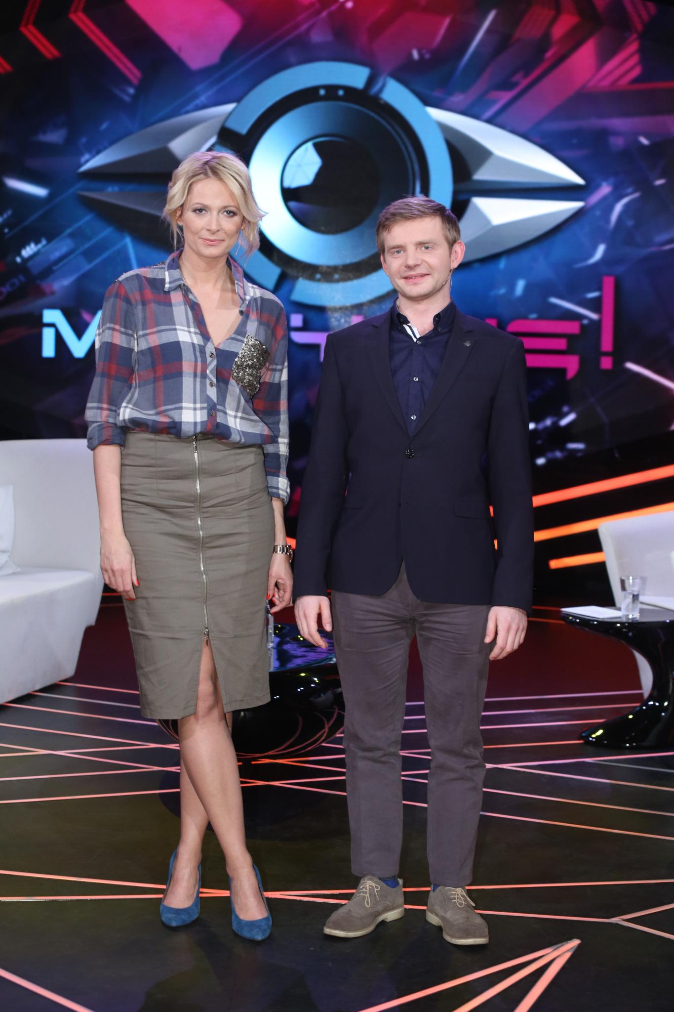 Odeta Moro-Figurska, Rafał Zawierucha